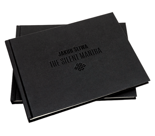 Jakub Sliwa The Silent Mantra photobook travel photography